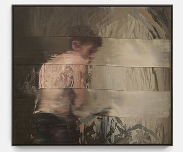Andy Denzler, 'Boy Meanders Through', 2020