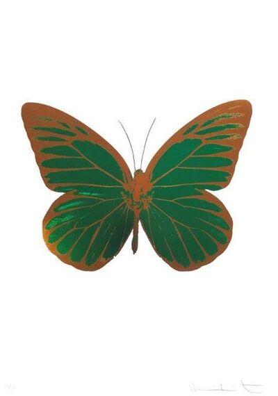 Damien Hirst, 'The Souls I - Emerald Green - Prairie Copper', 2010