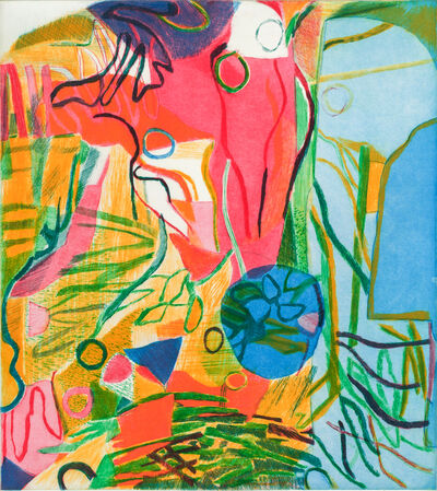 Bill Scott, 'Hydrangea I', 2013