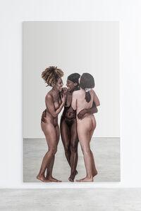 Michelangelo Pistoletto, 'Messa a nudo – E', 2020