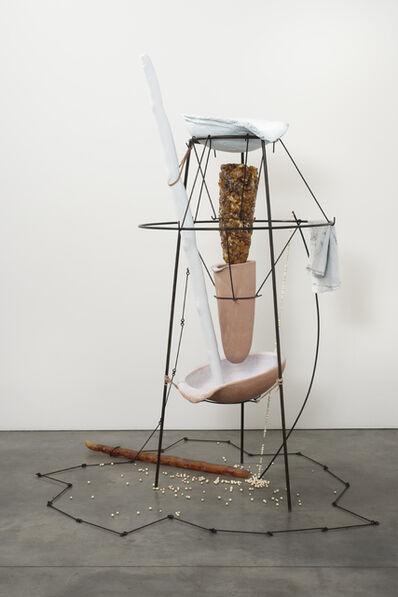 Tunga, 'The Bather', 2014