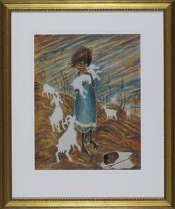 Elizabeth Durack, 'The kid ', 1935-2000