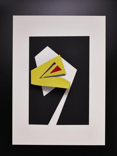Ferreira Gullar, 'Reverse Revelation', 2014