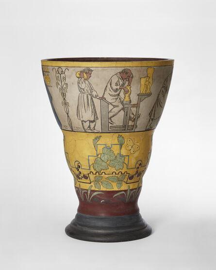 J.F. Willumsen, 'The Potter Vase', 1900
