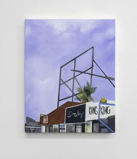 Karlo Andrei Ibarra, 'Osamentas IX | 2020 | Oil on canvas | 40.6 x 50.8 | $', 2020