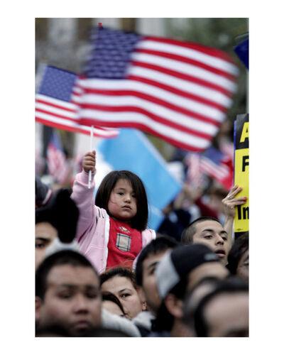 Armando Arorizo, 'Inmigrations Rights ', 2006