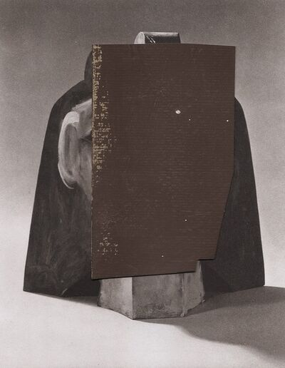 Brion Nuda Rosch, 'Head of Woman (ear)', 2013