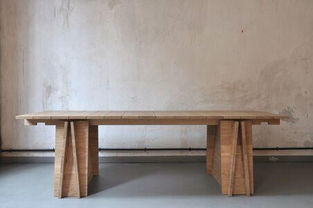 """Eric Benqué, 'Table, collection """"Traits d'union""""', 2012"""