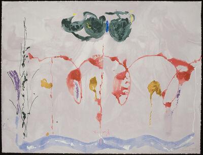 Helen Frankenthaler, 'Aerie', 2009