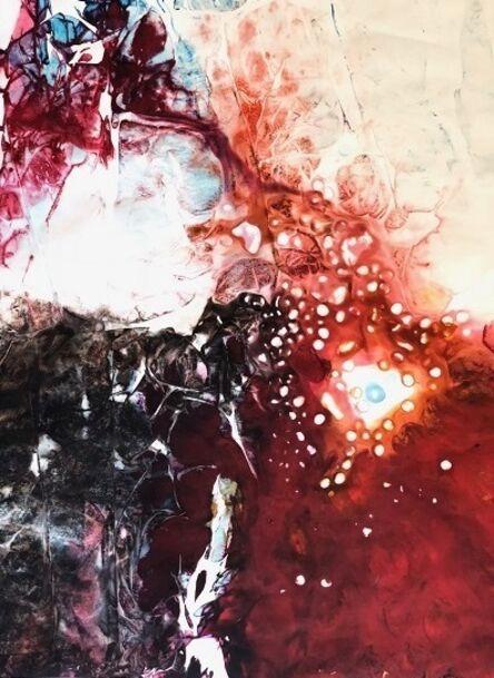 Maya Freelon, 'Compression', 2017
