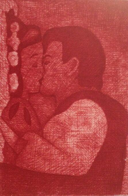 Benedetta Pedone, 'Kiss II', 2004
