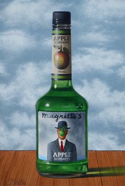 Ben Steele, 'Magritte's Apple Schnapps', 2020