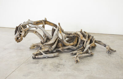 Deborah Butterfield, 'Cascade', 2014