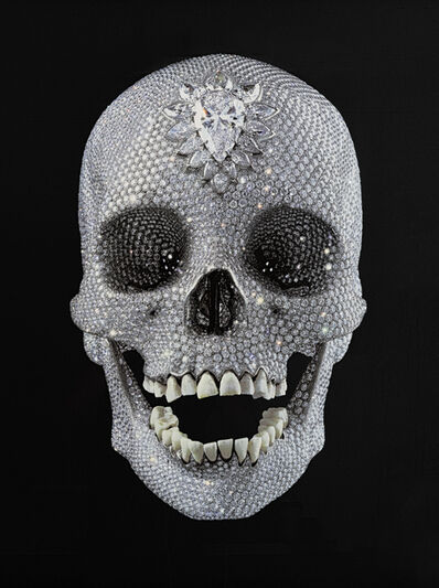 Damien Hirst, 'For The Love Of God'