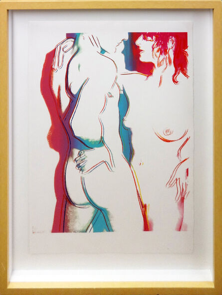Andy Warhol, 'Love Variants (TP)', 1983