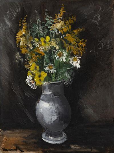 Maurice de Vlaminck, 'Bouquet de fleurs', Unknown