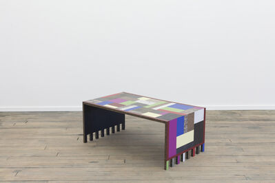 Jojo Chuang, 'Coffee Table from Graphic Utopia', 2014