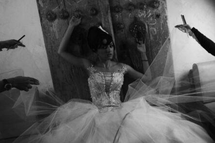 Tahmineh Monzavi, 'Brides of Mokhber al-Dowleh', 2012