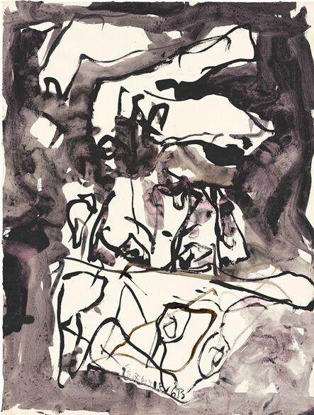 Georg Baselitz, 'Untitled', 2013