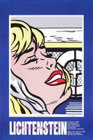 Roy Lichtenstein, 'Shipboard Girl', 1995