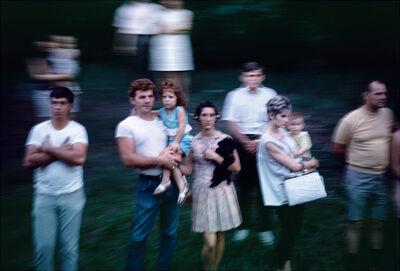 Paul Fusco, 'Untitled from RFK Funeral Train'