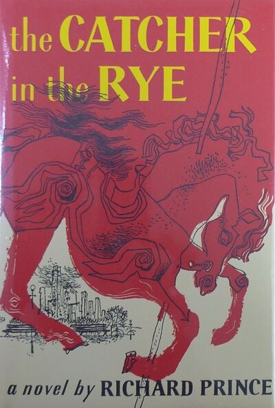 Richard Prince, 'A Catcher In The Rye', 2011