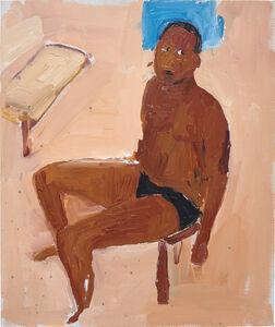 Henry Taylor, 'Untitled (Self Portrait)', 2009