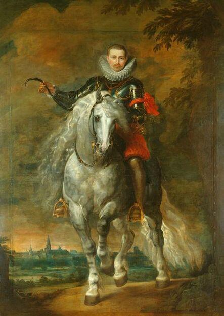 Peter Paul Rubens, 'Portrait of Don Rodrigo Calderon on Horseback (1577/8-1625) ', ca. 1612-1615