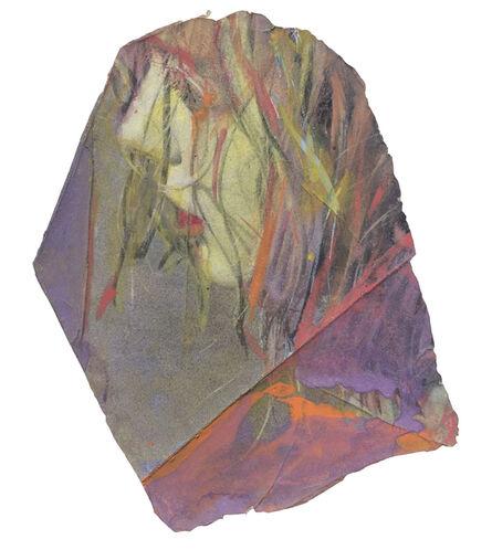 Saul Leiter, 'Cannot Recall...Negative', 1970-1990