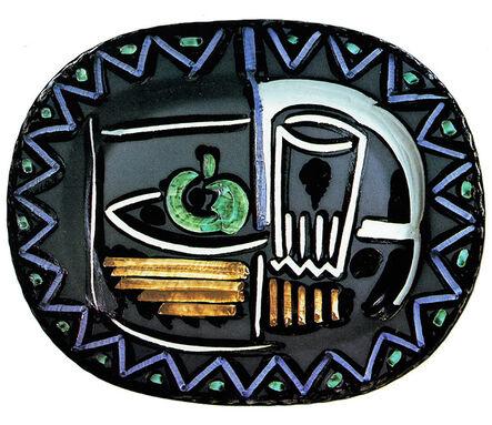 Pablo Picasso, 'AR 219 - Nature morte', 1953