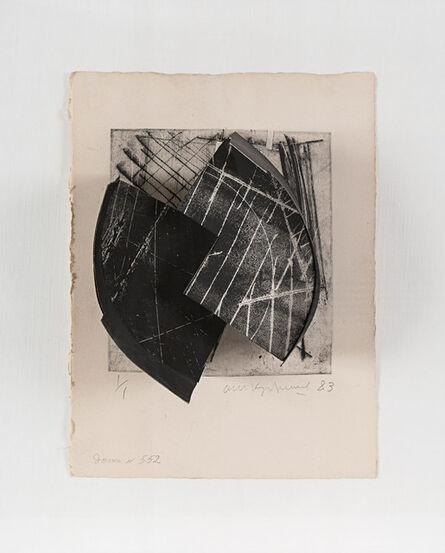 Oleg Kudryashov, 'Construction (Plate 552)', 1983