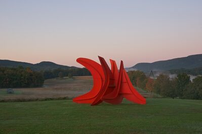 Alexander Calder, 'Five Swords', 1976