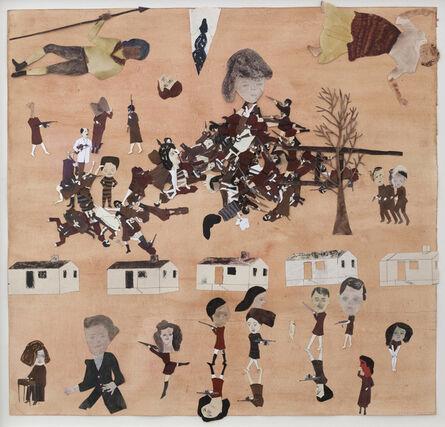 Marcel Dzama, 'Tornado Pile', 2011
