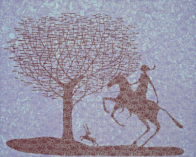 Stephen Chambers RA, 'The female Quixote'