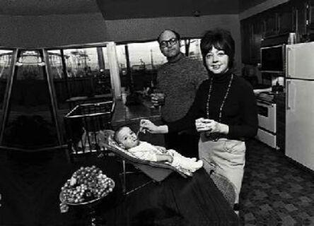 Bill Owens, 'We're Really Happy', 1971