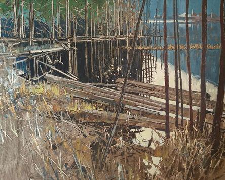Robert Genn, 'The Good Trout Place ', 1974