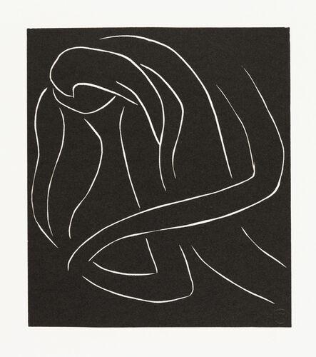 Henri Matisse, '. . . ET SE COUCHER CHAQUE SOIR DANS SON MALHEUR . . . ', 1944