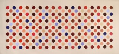 "Thomas Downing, '""Grid Seventeen"" ', 1970"