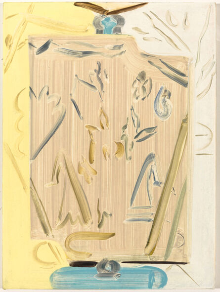 Patricia Treib, 'Yellow Glass', 2014