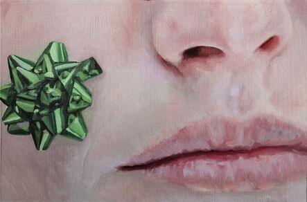 Hilary Swingle, 'Green Bow', 2020
