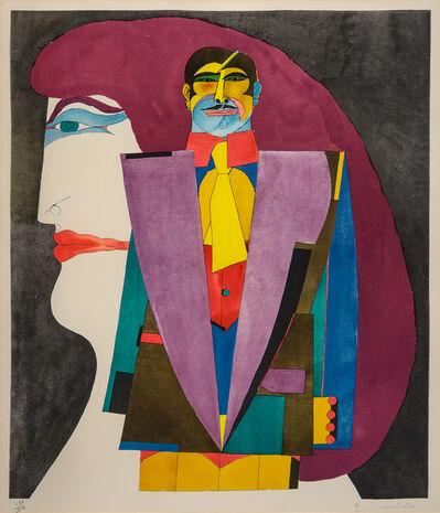 Richard Lindner, 'Couple I', 1969