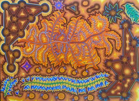 Marjorie Kaye, 'Sun Forest', 2021