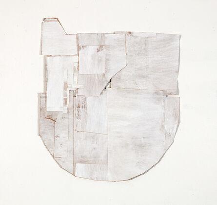 Aimée Farnet Siegel, 'Armature in white', 2019