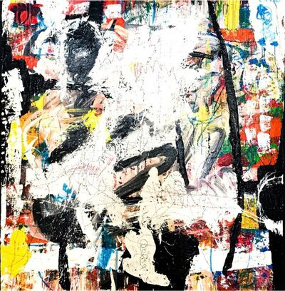 Maico Camilo, 'Peering Beyond 1', 2021