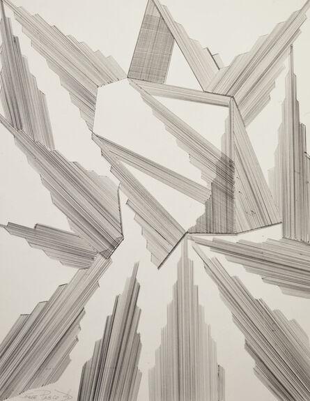 Jorge Pablo Hernandez, 'The Big Apple', 2017