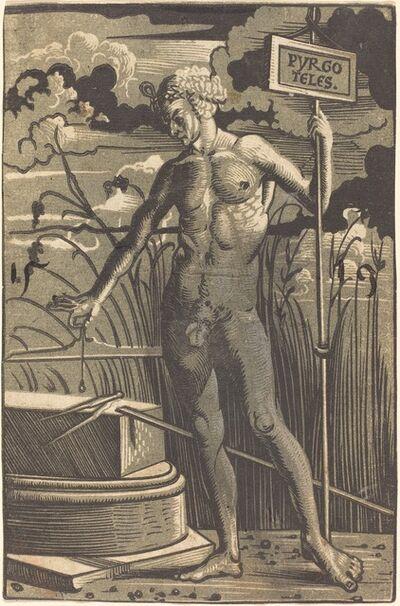Hans Wechtlin I, 'Pyrgoteles'