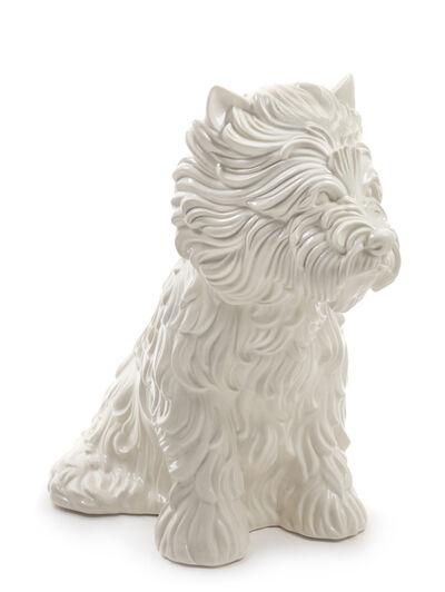 Jeff Koons, 'Puppy (Vase)', 1998