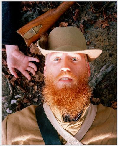Eliot Dudik, 'Ian Dillinger, 16th South Carolina, Died 45 Times', 2014