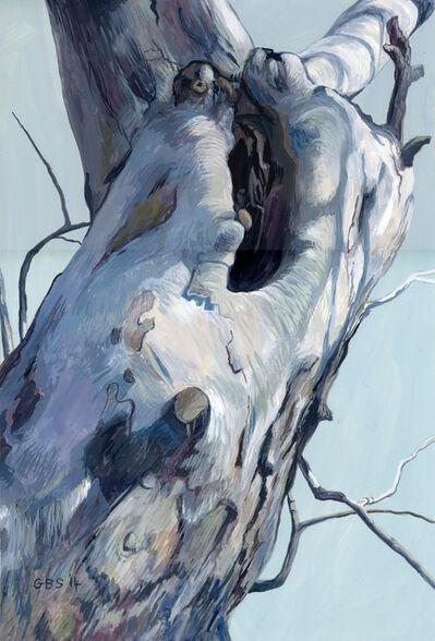 Gillian Bradshaw-Smith, 'Finding Daphne #22 (Leaning)', 2014