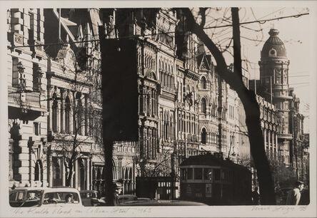 Mark Strizic, 'The Rialto block in Collins Street, 1963', 1998
